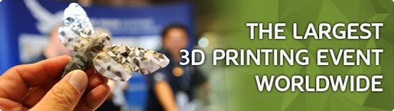 The most renowned professional 3D printing expo - 2016 Inside 3D Printing  San Diego
