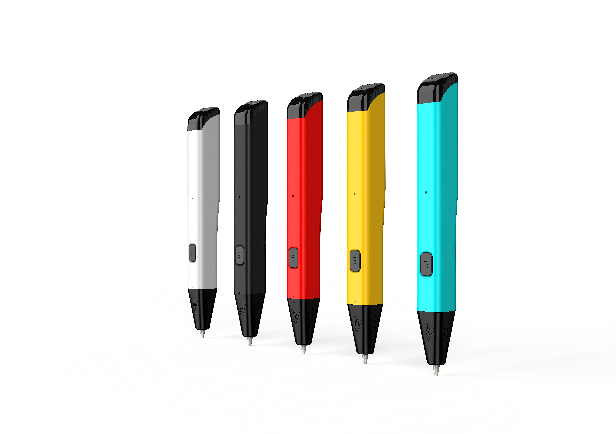 Leading the revolution of low temperature, Isun3d is now launching a new version of low temperature 3D printing pen