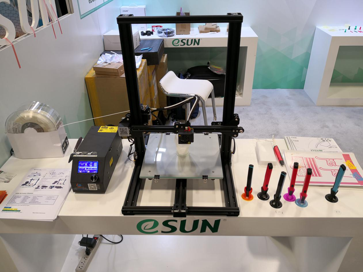 NEW 3D Printing Kits Attract Widely Attention @ RAPID+TCT 2018