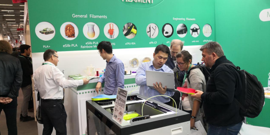 All amazing moments on Formnext 2019