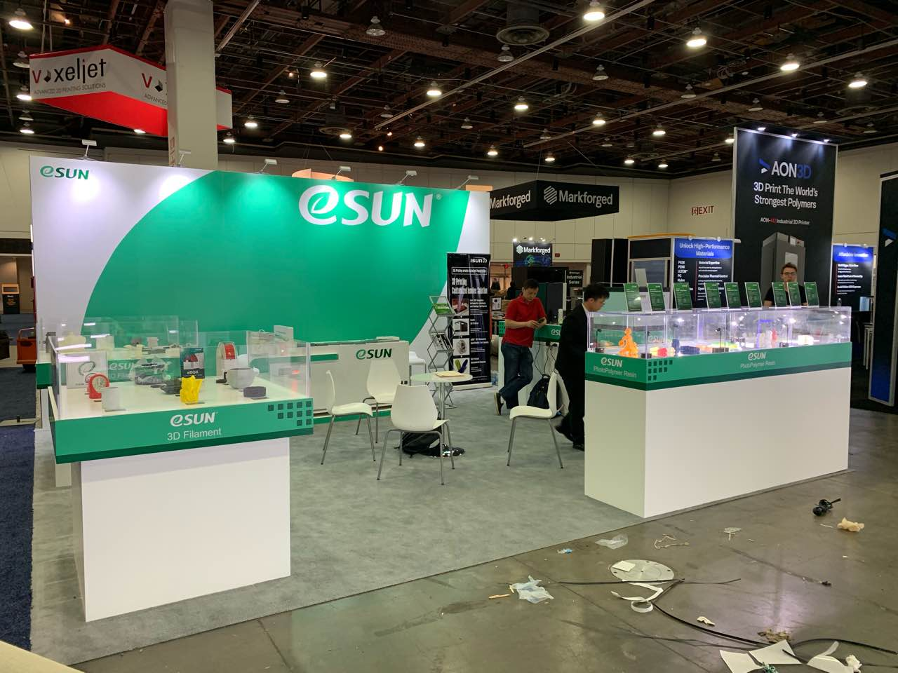 [Rapid+TCT 2019]Review | Demonstrate the power of eSUN 3D printing application innovation