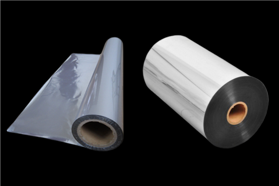 High Barrier Laminated Aluminum Foil PLA Film